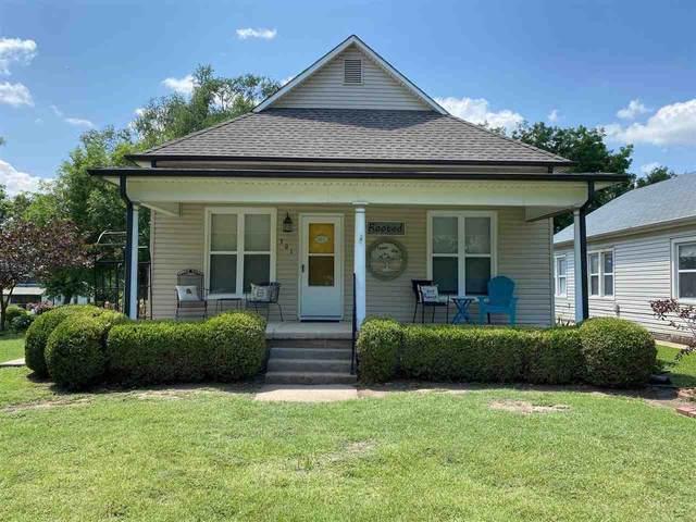 301 N 6th St, Arkansas City, KS 67005 (MLS #599836) :: Keller Williams Hometown Partners
