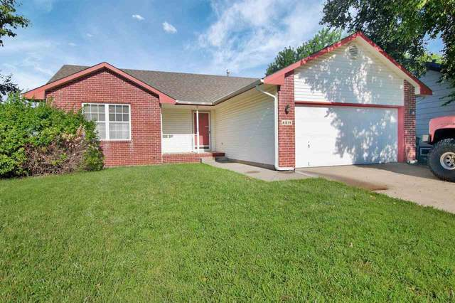4819 E Willow Point Ct, Bel Aire, KS 67220 (MLS #599837) :: The Boulevard Group