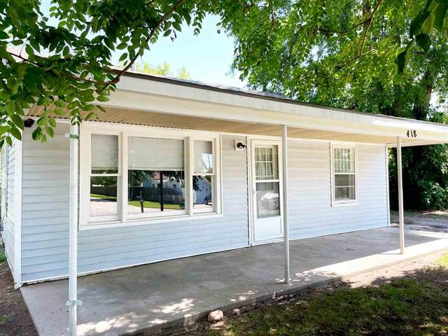418 N Flora St, Wichita, KS 67212 (MLS #599841) :: Pinnacle Realty Group