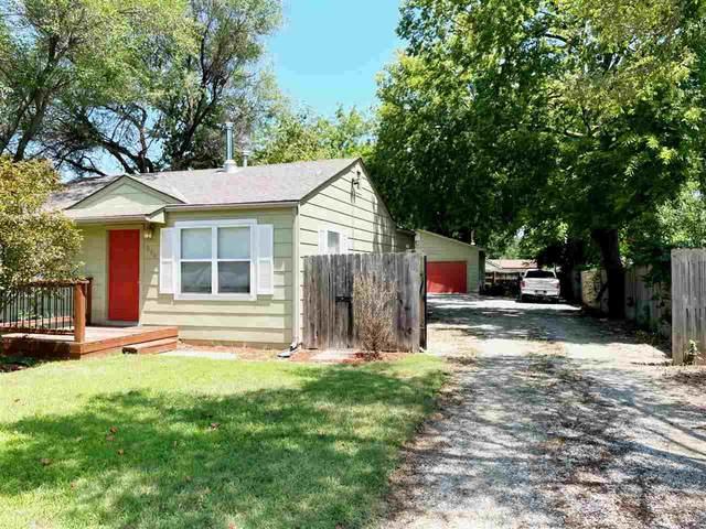 346 N Elder, Wichita, KS 67212 (MLS #599843) :: Pinnacle Realty Group