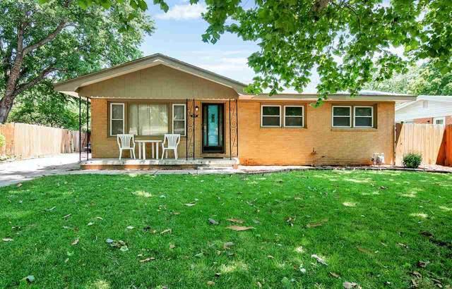 446 Clinton Ave, Haysville, KS 67060 (MLS #599850) :: Graham Realtors