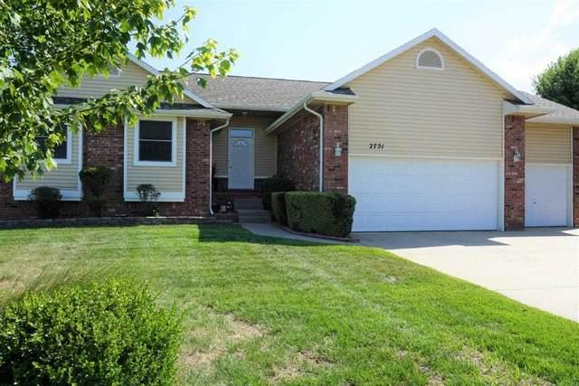 2751 N Bellwood Ct, Wichita, KS 67205 (MLS #599851) :: COSH Real Estate Services