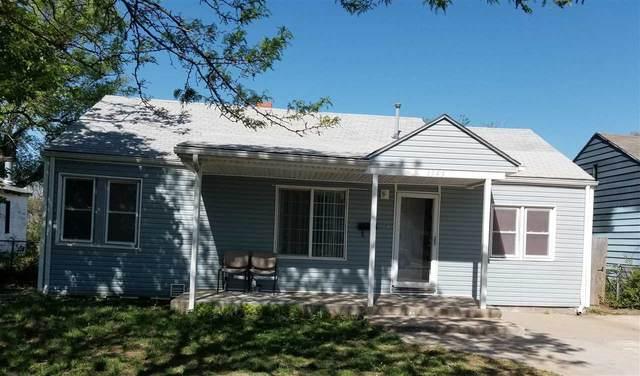 1745 N Erie Ave, Wichita, KS 67214 (MLS #599856) :: The Terrill Team