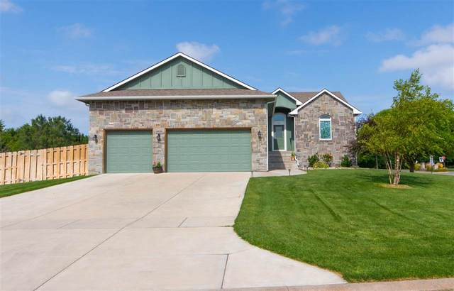 102 S Blue Bells Ct, Garden Plain, KS 67050 (MLS #599858) :: Kirk Short's Wichita Home Team