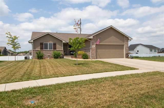 1613 N Kentucky Ln, Wichita, KS 67235 (MLS #599862) :: Graham Realtors