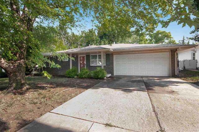 5720 E 22nd St N, Wichita, KS 67220 (MLS #599863) :: Graham Realtors