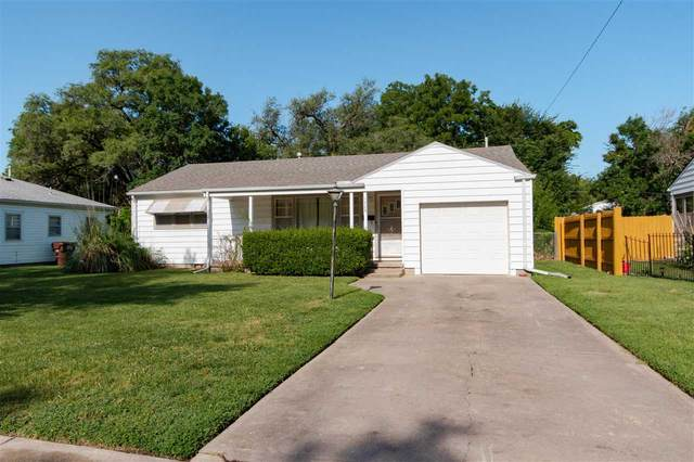 1725 S Roanoke Dr, Wichita, KS 67218 (MLS #599864) :: Graham Realtors