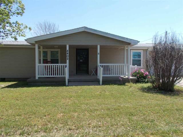 8402 S Tyler Road, Clearwater, KS 67026 (MLS #599867) :: Graham Realtors