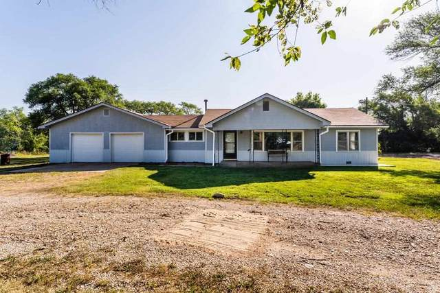 9790 SW Cooley Rd, Augusta, KS 67010 (MLS #599869) :: Keller Williams Hometown Partners