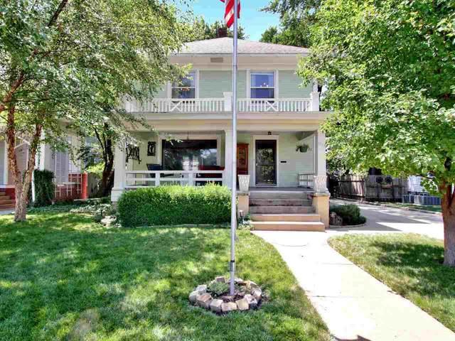 1117 W River Blvd, Wichita, KS 67203 (MLS #599873) :: Pinnacle Realty Group