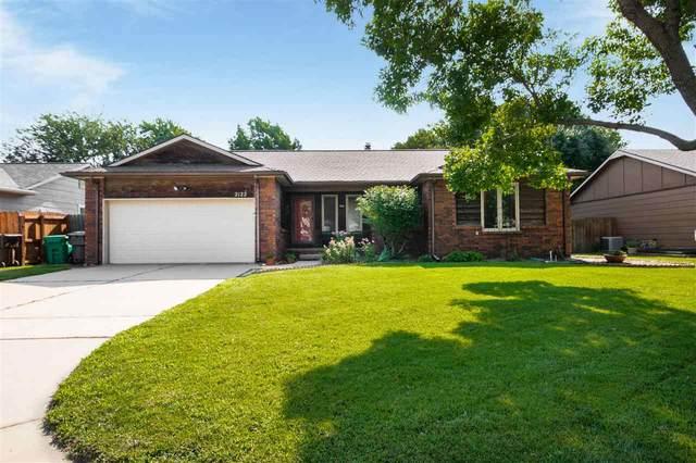 2122 N Keith St, Wichita, KS 67212 (MLS #599875) :: COSH Real Estate Services