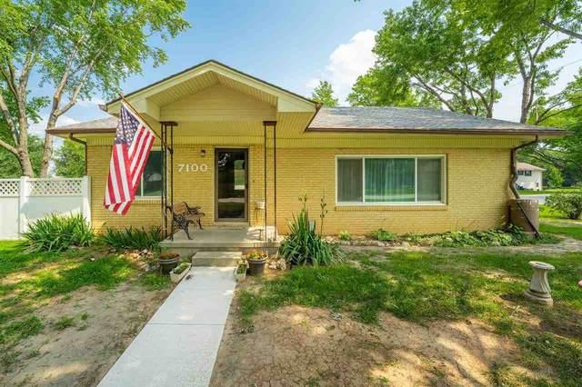 7100 W 35th St S, Wichita, KS 67215 (MLS #599884) :: Kirk Short's Wichita Home Team