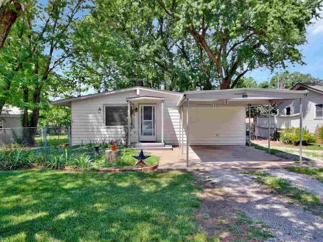 763 N Woodlawn Blvd, Derby, KS 67037 (MLS #599896) :: Pinnacle Realty Group