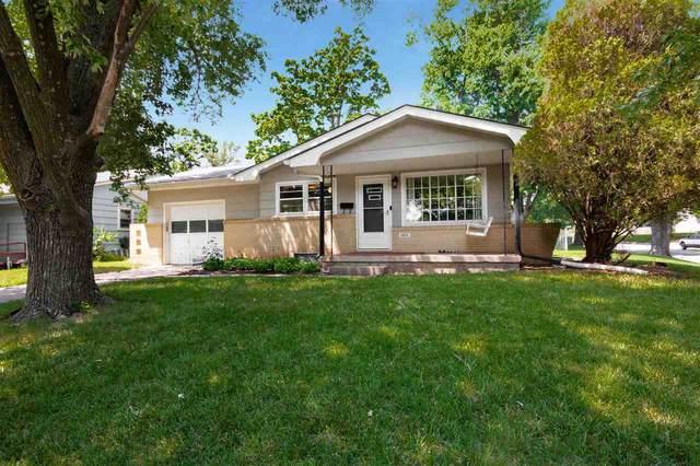 1801 S Drollinger Rd, Wichita, KS 67218 (MLS #599897) :: Keller Williams Hometown Partners