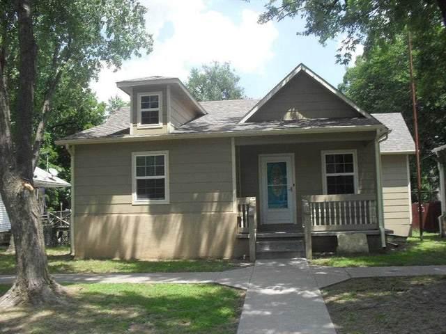 408 N C St, Arkansas City, KS 67005 (MLS #599903) :: Keller Williams Hometown Partners
