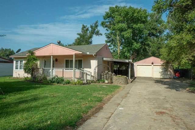 805 N Clara St, Wichita, KS 67212 (MLS #599904) :: COSH Real Estate Services