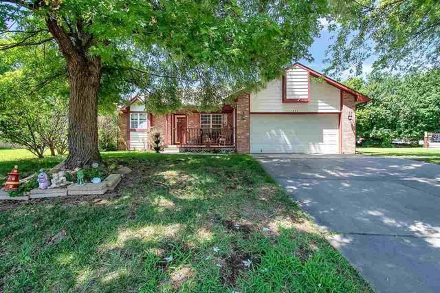 341 S Firefly Ct, Wichita, KS 67235 (MLS #599910) :: Pinnacle Realty Group