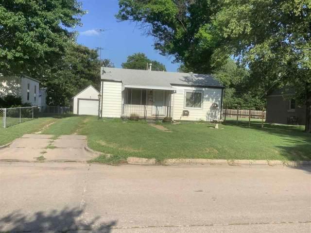 2206 S Ida St, Wichita, KS 67211 (MLS #599911) :: Pinnacle Realty Group