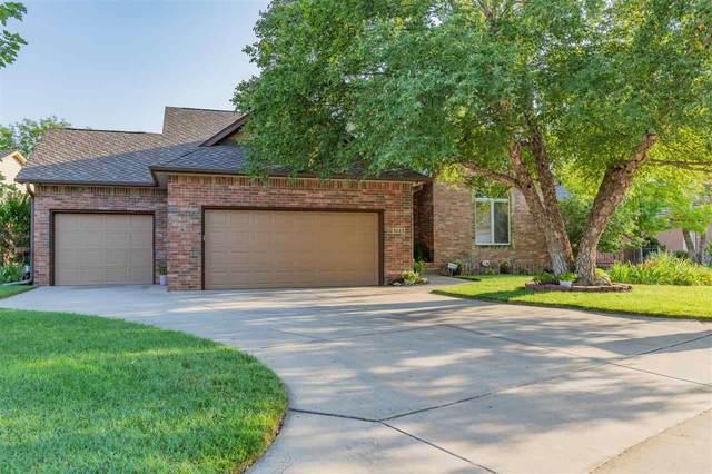 3223 W Keywest Ct, Wichita, KS 67204 (MLS #599918) :: Pinnacle Realty Group