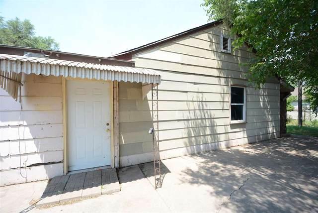 3181 S Davidson St 3183 S. Davidso, Wichita, KS 67210 (MLS #599922) :: Matter Prop