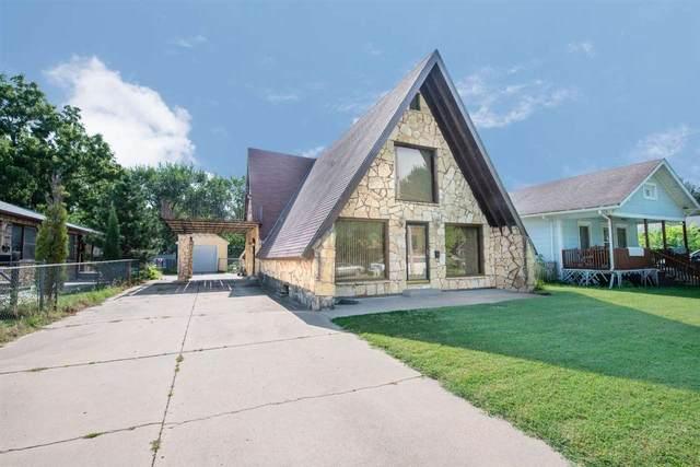 1428 S Palisade St, Wichita, KS 67213 (MLS #599927) :: Pinnacle Realty Group
