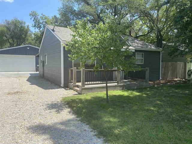 352 N Elder St, Wichita, KS 67212 (MLS #599935) :: Pinnacle Realty Group