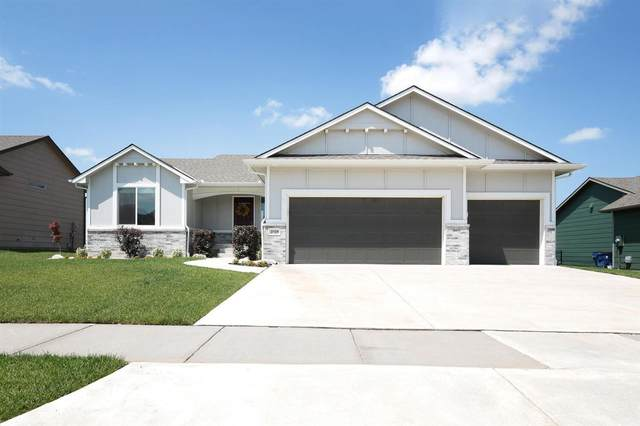 2725 N Bluestone Cir, Andover, KS 67002 (MLS #599939) :: Pinnacle Realty Group