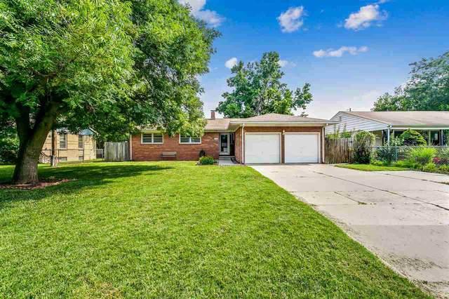 2723 W 17TH ST N, Wichita, KS 67203 (MLS #599954) :: Pinnacle Realty Group