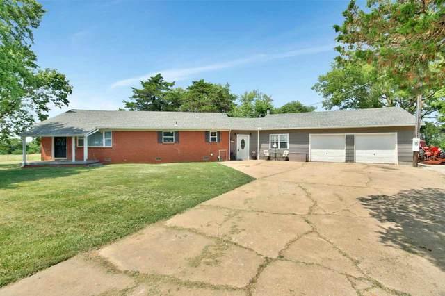 1872 E 140th Ave N, Mulvane, KS 67110 (MLS #599961) :: Kirk Short's Wichita Home Team
