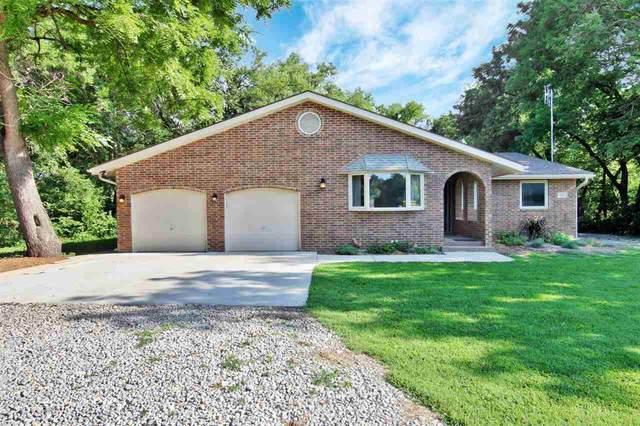 510 W Grand Ave, Haysville, KS 67060 (MLS #599962) :: Keller Williams Hometown Partners