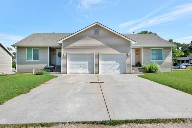 1020 W Clyde St 1022 Clyde, Andover, KS 67002 (MLS #599969) :: Pinnacle Realty Group