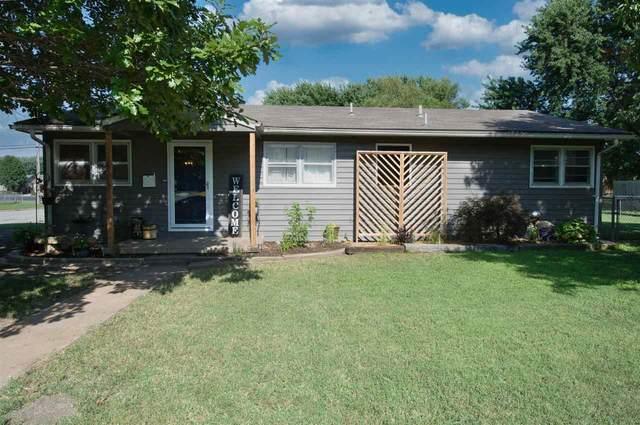232 N Dexter Ave, Valley Center, KS 67147 (MLS #599977) :: Pinnacle Realty Group