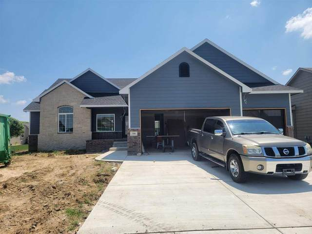 759 S Peckham Ct, Wichita, KS 67230 (MLS #599978) :: Pinnacle Realty Group