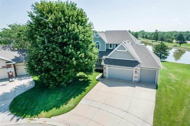 2210 N Crestline Ct, Wichita, KS 67205 (MLS #599981) :: COSH Real Estate Services