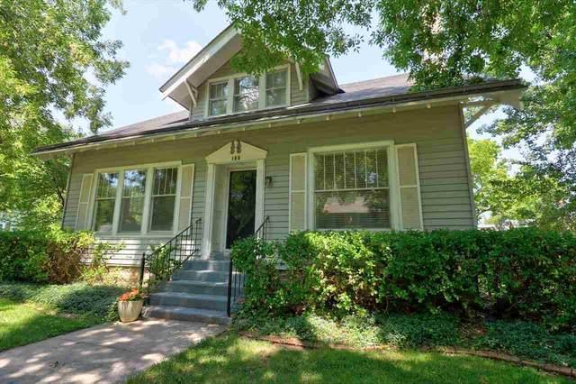 106 W Galle St, Moundridge, KS 67107 (MLS #599982) :: Kirk Short's Wichita Home Team