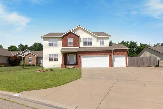 2219 S Stoneybrook Ct, Wichita, KS 67207 (MLS #599983) :: Kirk Short's Wichita Home Team