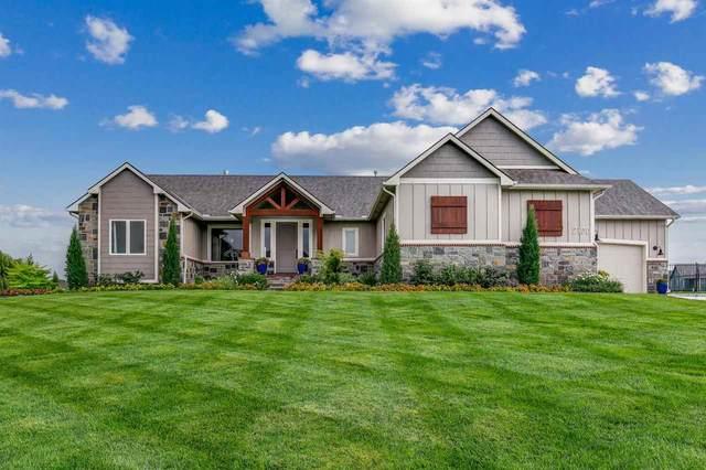 2100 N Clearstone St., Goddard, KS 67052 (MLS #599984) :: Kirk Short's Wichita Home Team