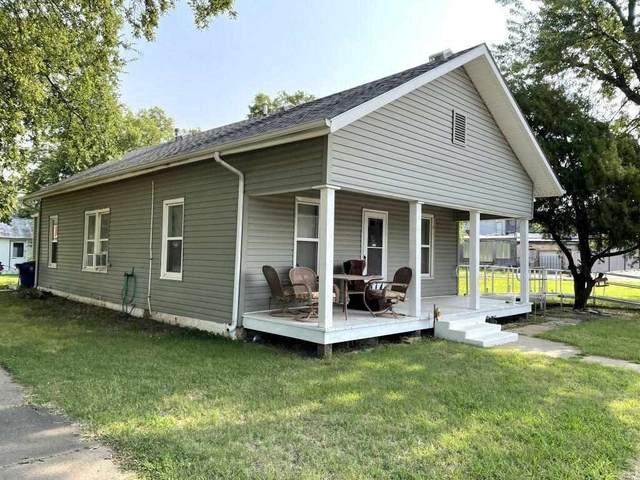 24 W 1ST AVE, Caldwell, KS 67022 (MLS #599988) :: Pinnacle Realty Group