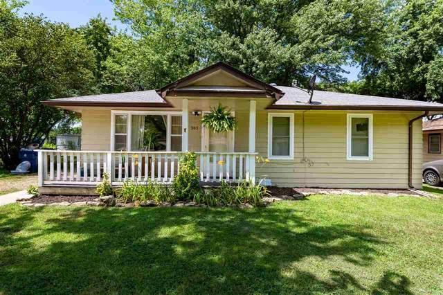 303 N Seymour St, Udall, KS 67146 (MLS #599994) :: Keller Williams Hometown Partners