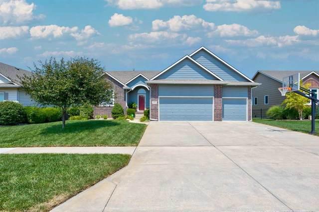 2913 N Rough Creek Rd, Derby, KS 67037 (MLS #599996) :: Pinnacle Realty Group
