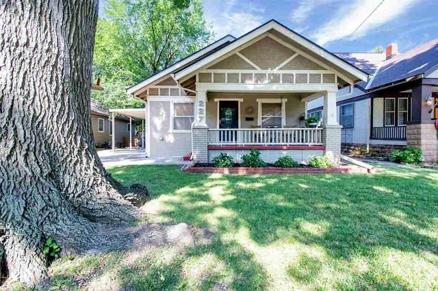 227 N Quentin St, Wichita, KS 67208 (MLS #599998) :: Pinnacle Realty Group