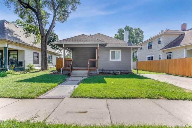 1734 S Wichita St, Wichita, KS 67213 (MLS #600007) :: Pinnacle Realty Group