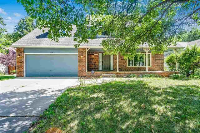 1324 N Manchester Ct, Wichita, KS 67212 (MLS #600010) :: Pinnacle Realty Group