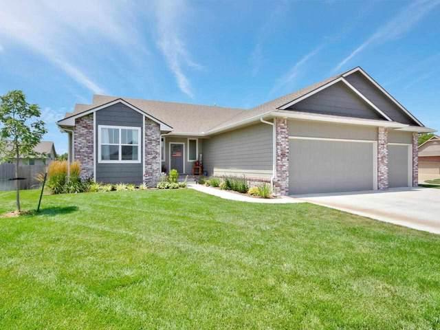 12529 W Jennie Ct, Wichita, KS 67235 (MLS #600011) :: Pinnacle Realty Group