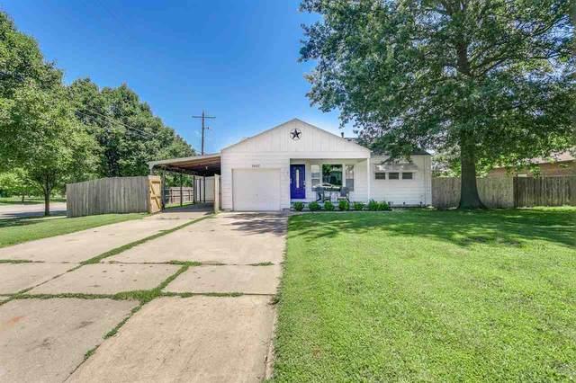 1602 Drollinger Rd, Wichita, KS 67218 (MLS #600015) :: Pinnacle Realty Group