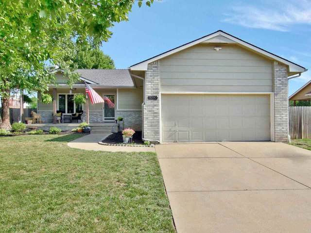 5060 E Willow Point Rd, Bel Aire, KS 67220 (MLS #600020) :: COSH Real Estate Services
