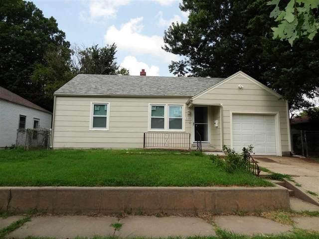 509 S Gordon St., Wichita, KS 67213 (MLS #600028) :: COSH Real Estate Services