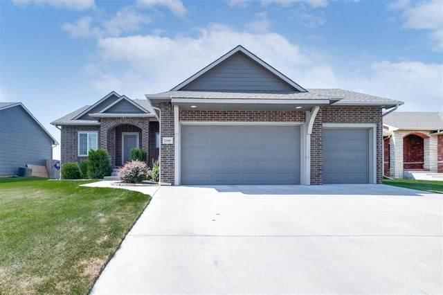 12505 E Cherry Creek, Wichita, KS 67207 (MLS #600029) :: COSH Real Estate Services