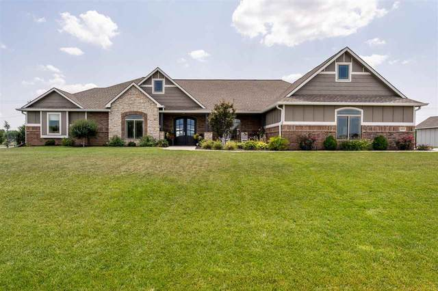 1613 E Elk Ridge Ave, Goddard, KS 67052 (MLS #600030) :: COSH Real Estate Services
