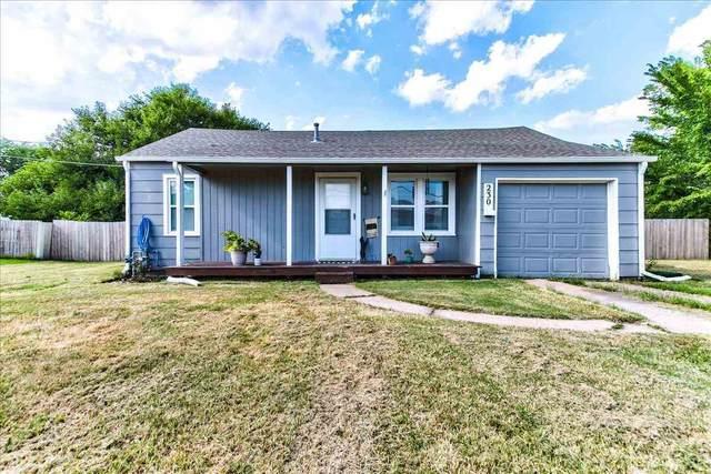 230 E Silknitter St, Rose Hill, KS 67133 (MLS #600034) :: COSH Real Estate Services